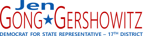 Jennifer Gong-Gershowitz for State Rep